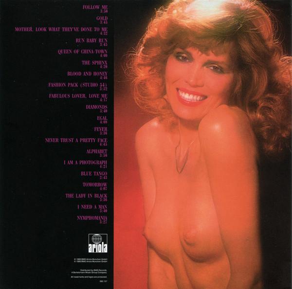 Amanda Lear - Nymphomania (1989)