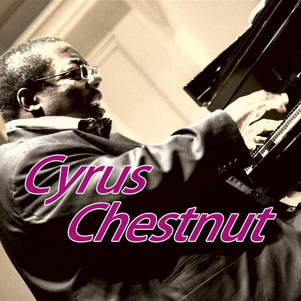 Cyrus Chestnut - jazz