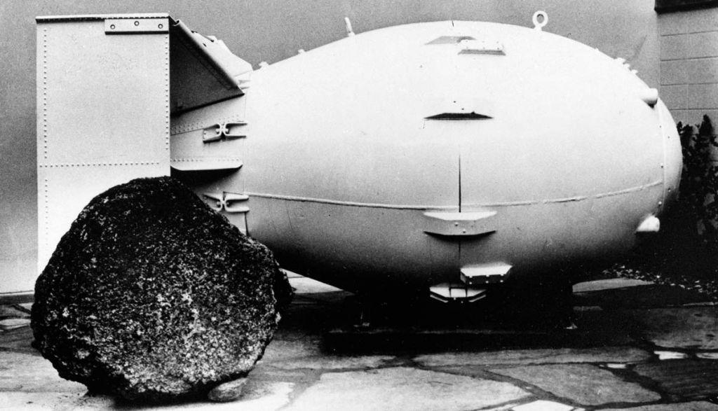 Как нацисты создали атомную бомбу СССР